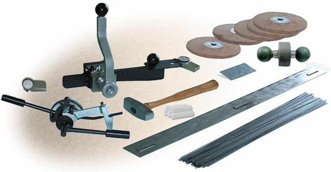 Band Saw Sharpening Tools