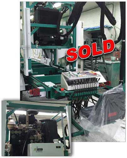 Used Sawmill Sold