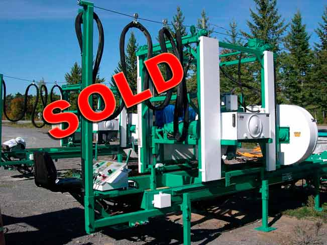 Used SELECT Sawmill 4221